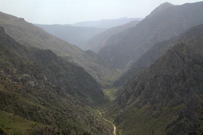 Ущелье возле г.Петросхач. Автор фото: Завирюхина Мария (Масяня)