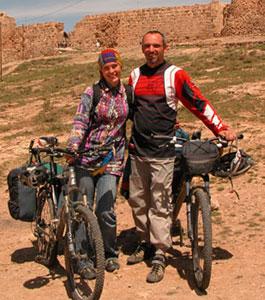 Масяня и Любен - влюбленные в путешествия