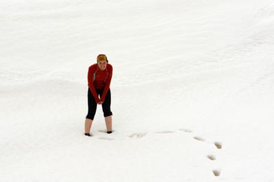 На вершине перевала. Автор фото: Александр Любенко (Любен)