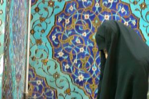 В мечети. Автор фото Завирюхина Мария (Масяня)